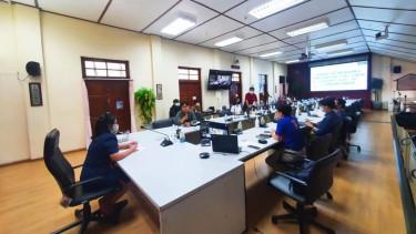 BTL เข้าร่วมประชุมกับการรถไฟไทย และการรถไฟลาว