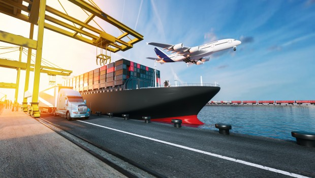 Import export sea freight service